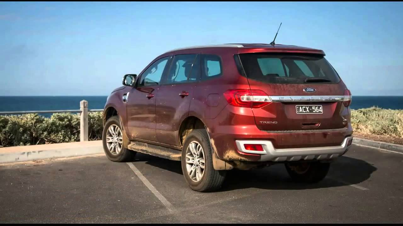2015 ford everest reviews - New Ford Everest Trend Review 2016 Ford Everest 2016