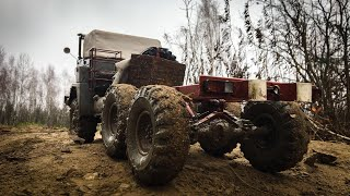 RC TRUCK IN MUD / STAR 660 / RC SCALE OFF-ROAD