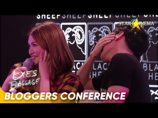 Angelica spills about intense kissing scene with Carlo! | Exes Baggage