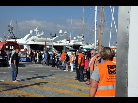 Yachts du Coeur - Yachts with Heart - 2017-10-14 - Port Vauban Antibes