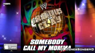"WWE: ""Funkasaurus"" Brodus Clay Theme Song - Somebody Call My Momma (iTunes) ᴴᴰ"