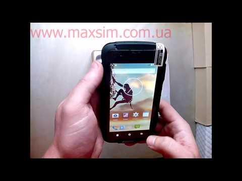 Видео обзор защищенного телефона Suppu F6(Jeep F6)