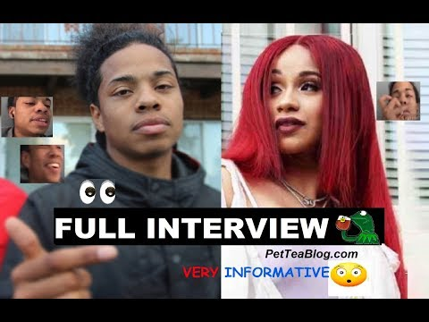 Crip on Cardi B & Clout Chasing, Etc (Full Video Interview) 🐸☕