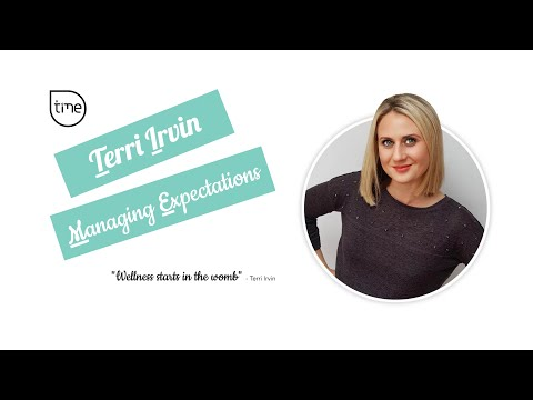 Terri Irvin Managing Expectations Hypnobirthing Intro 2019