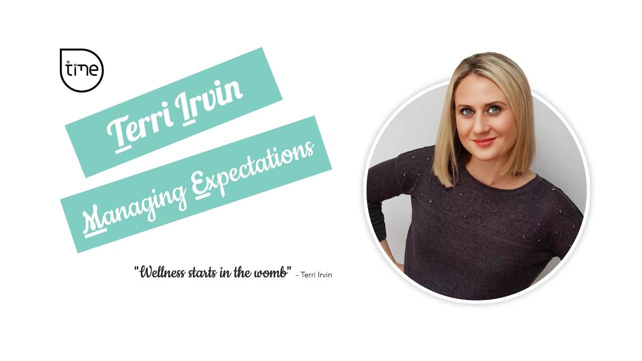 Terri Irvin Managing Expectations Hypnobirthing Intro 2019