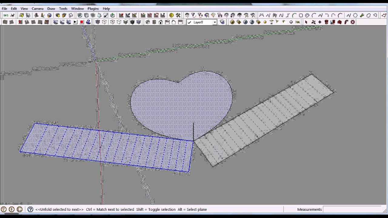 Cách vẽ hộp trái tim