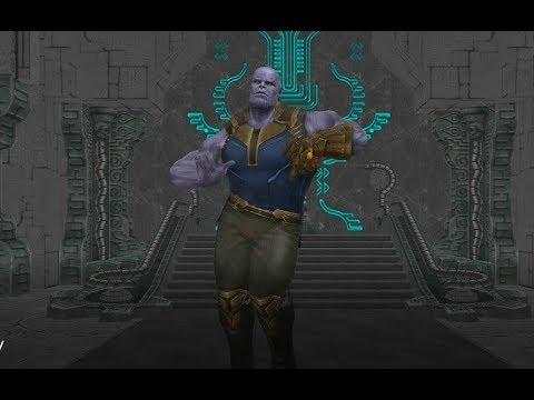 ミ★ Thanos Fancies You! // Fancy - Twice (kpop Mmd)