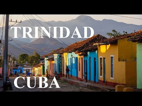 Cuba-Trinidad (Cuba's busiest salsa dance floors) Part 11