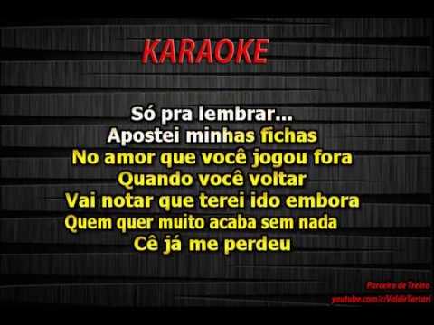 Marilia Mendonça - Agora Ela É Problema Seu - Karaoke