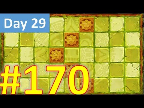 Plant vs Zombies 2: Lost city day 29 #challenge 170 | gameplay (android and ios)