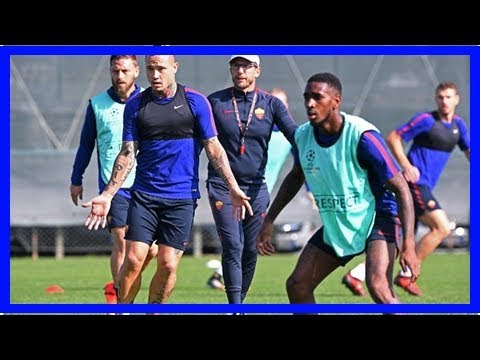 Roma lowdown: chelsea face a side with a new style under 'philosopher' eusebio di francesco... but