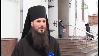 Поздравления с днем ангела принимал накануне епископ Кузнецкий и Никольский Нестор