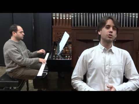 Canto clásico. Conservatorio Profesional de Música Cristóbal de Morales, Sevilla