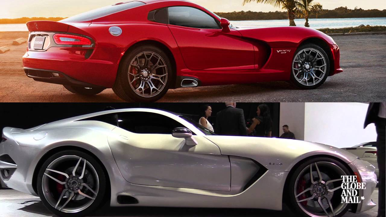 The 3 Coolest New Cars Revealed At Detroit Auto Show