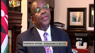 Kenyan ambassador to U.S. urges travel agents to support KQ