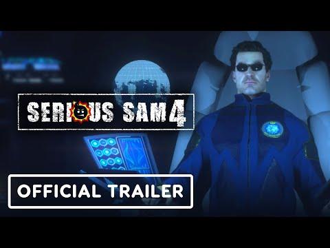 Serious Sam 4 - Official Gameplay Trailer