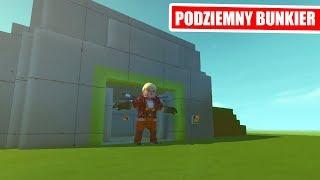 SCRAP MECHANIC - PODZIEMNY BUNKIER OD WIDZA!!