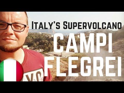 CAMPI FLEGREI - ITALY'S SUPERVOLCANO | FIRST WORLD TRAVELLER