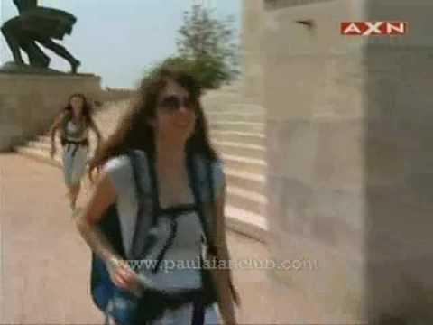 Paula & Natasha for TARA 2 memories