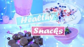 Spring Healthy Snacks\LOSE WEIGHT FAST\Полезные вкусняшки