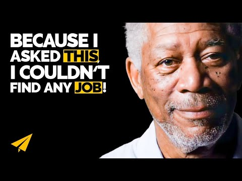 Morgan Freeman's Top 10 Rules For Success