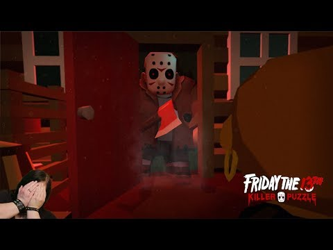 Friday the 13th: Killer Puzzle #4