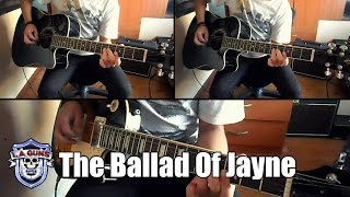 L.A. Guns - The Ballad of Jayne Instrumental (Full cover)