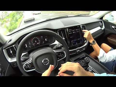 TEST DRIVE - VOLVO XC60 momentum - Volvo Öland - Vitória ES