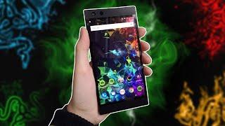 [EXCLU] L'écran 120 Hz est de RETOUR : voici le Razer Phone 2 !