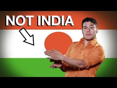 Flag/ Fan Friday NIGER (Geography Now!)