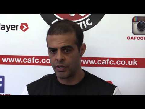 PRE MATCH | Guy Luzon looks ahead to Brentford test
