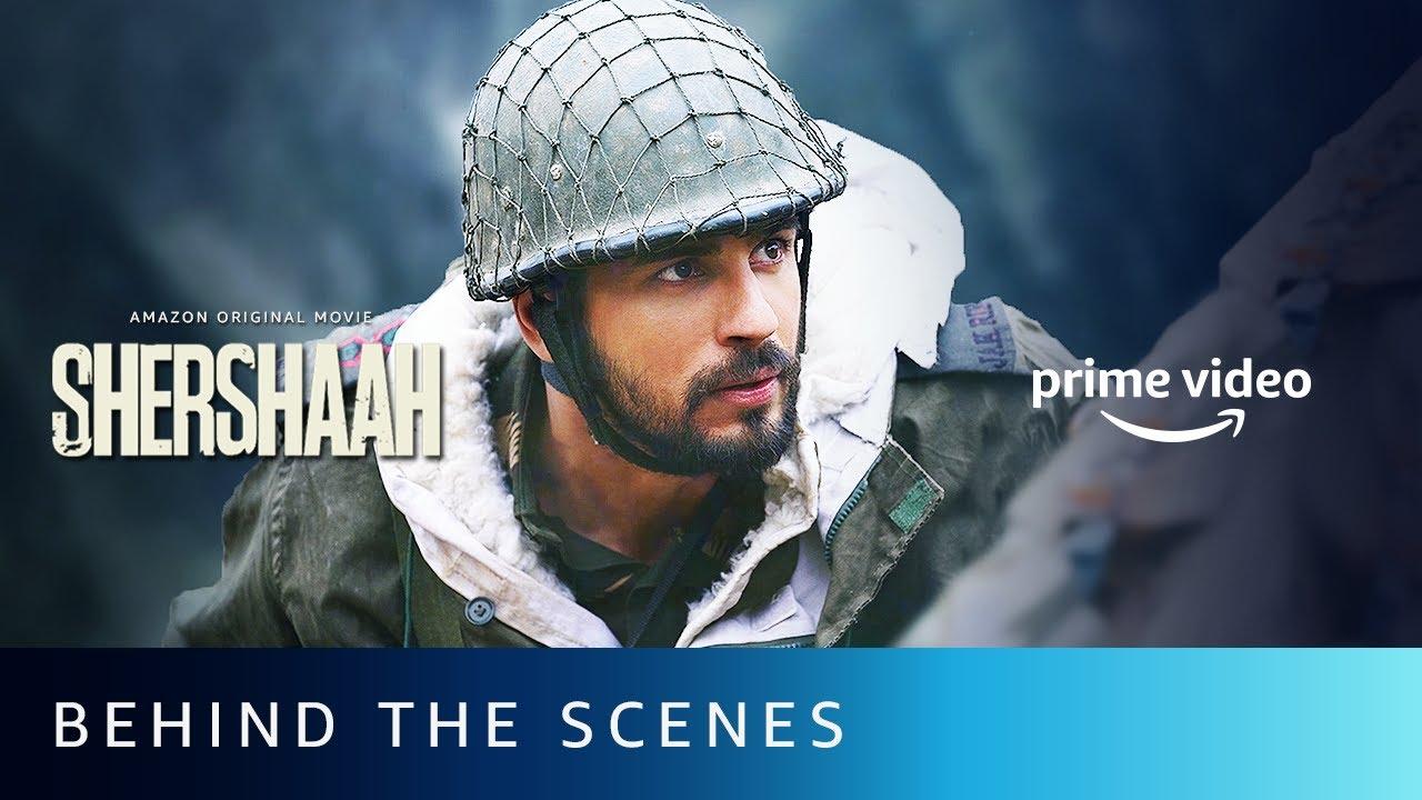 Shershaah - Behind The Scenes | Vishnu Varadhan | Sidharth Malhotra, Kiara Advani | Aug 12
