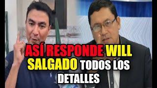 Will Salgado RESPONDE A Miguel Pereira luego de ACUSACI0NES