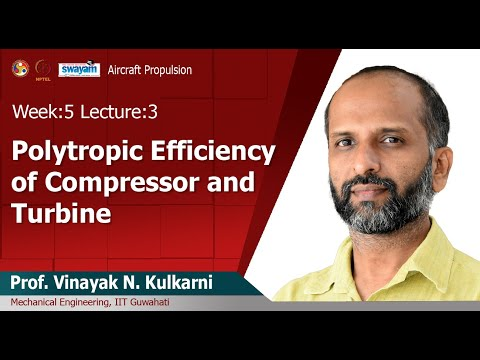 Lec 15: Polytropic Efficiency Of Compressor And Turbine