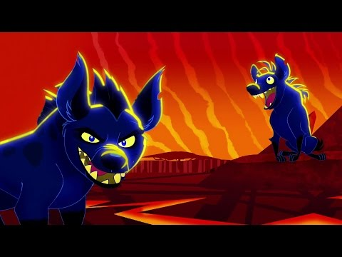 The Lion Guard: Tonight We Strike Song