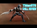 MARVEL LEGENDS SERIES DARKHAWK GUARDIANS OF THE GALAXY TITUS BAF WAVE CHILL REVIEW