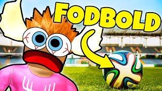 ROBLOX FODBOLD TYCOON - Dansk Roblox: Soccer Tycoon
