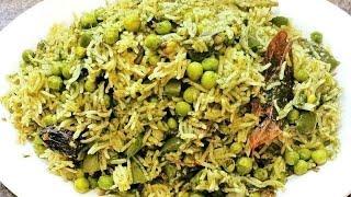 How To Make Coriander Rice   Coriander Rice Recipe