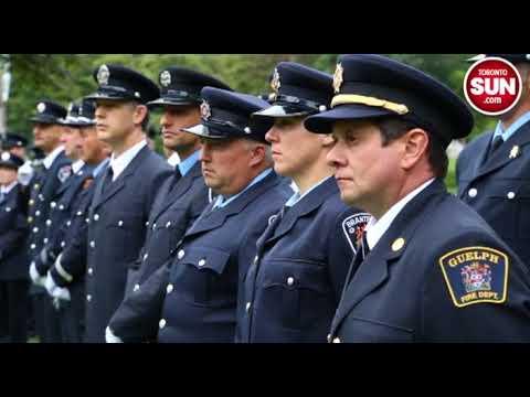Remembering fallen firefighters
