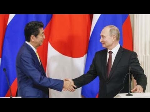 Japanese Prime Minister to be in Russia for Island Dispute