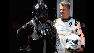 Nico Hulkenberg Driver Formula 1 One Grand Prix GP Full Car Race Live News Highlights