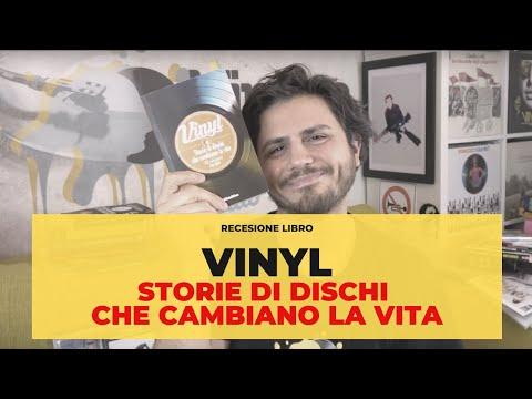 Vinyl - Storie di Dischi che cambiano la Vita [RECENSIONE LIBRO]