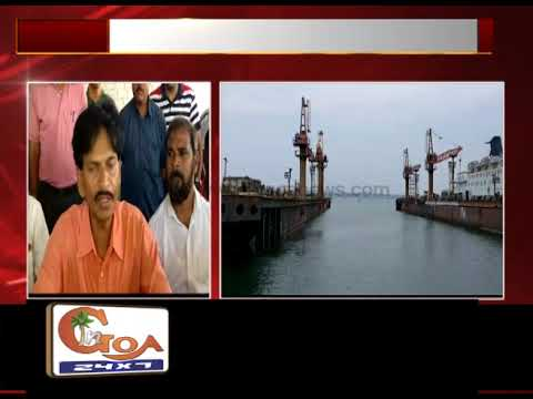 Sinking of floating dry dock: Workers Demand Wage Settlement