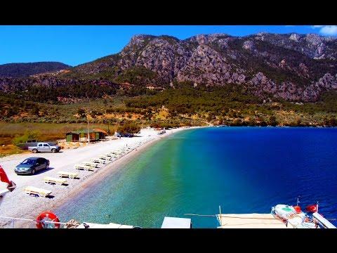 Akbük Koyu - Akyaka - Gökova Mugla - Turkey HD