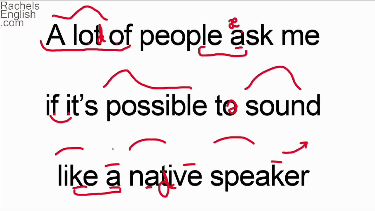 How To Improve Spoken American English Sound Like A Native Speaker Youtube