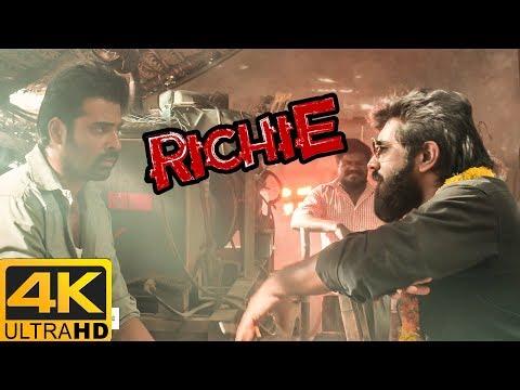 Richie Movie Scenes | Nivin Pauly reminds Raj Bharath his childhood | Aadukalam Murugadoss