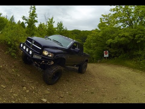 Old Trail with Lifted Cummins!
