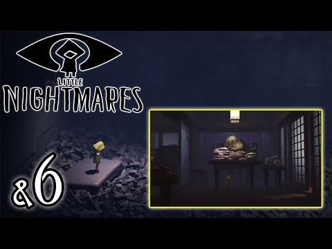 Let's Play: Little Nightmares [PS4] (na ślepo) Odc. 6 -