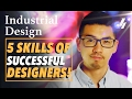 5 Skills That All Successful Designers Have