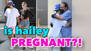 Hailey Baldwin Spotted At Medical Facility With Hubby Justin Bieber Amid Pregnancy Rumors